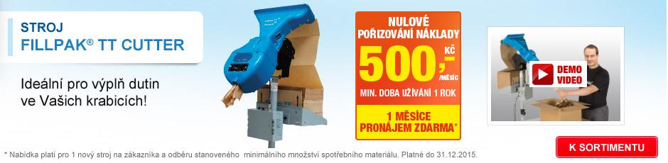 Přístroj Fill-Air Cyclone® na výrobu vzduchových polštářků