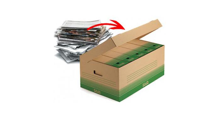 Archivační krabice Rajapack