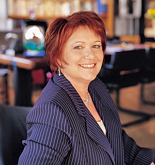 Paní Danièle Kapel-Marcovici