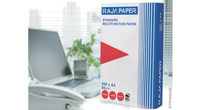 Kancelářský papír Rajapack