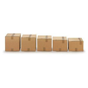 1 krabice, 5 různých výšek