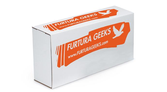 Krabice s potiskem