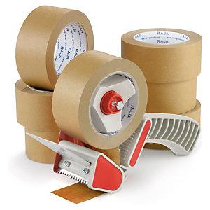Papírová lepicí páska - opravdová ekologická náhrada za plast