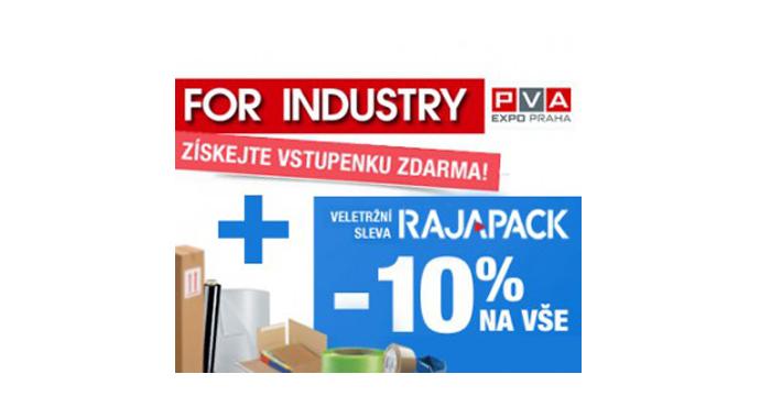 Veletrh For Industry 2014